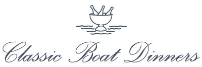 Classic Boat Dinners Logo